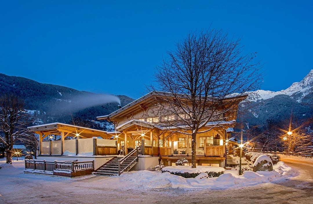 Restaurant und Dorfgasthaus Achwirt Oetz im Ötztal